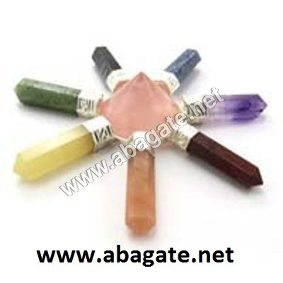 Chakra Pencils Rose Cone Energy Generator