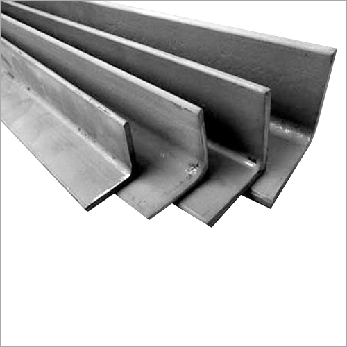 MS Steel Slotted Angle
