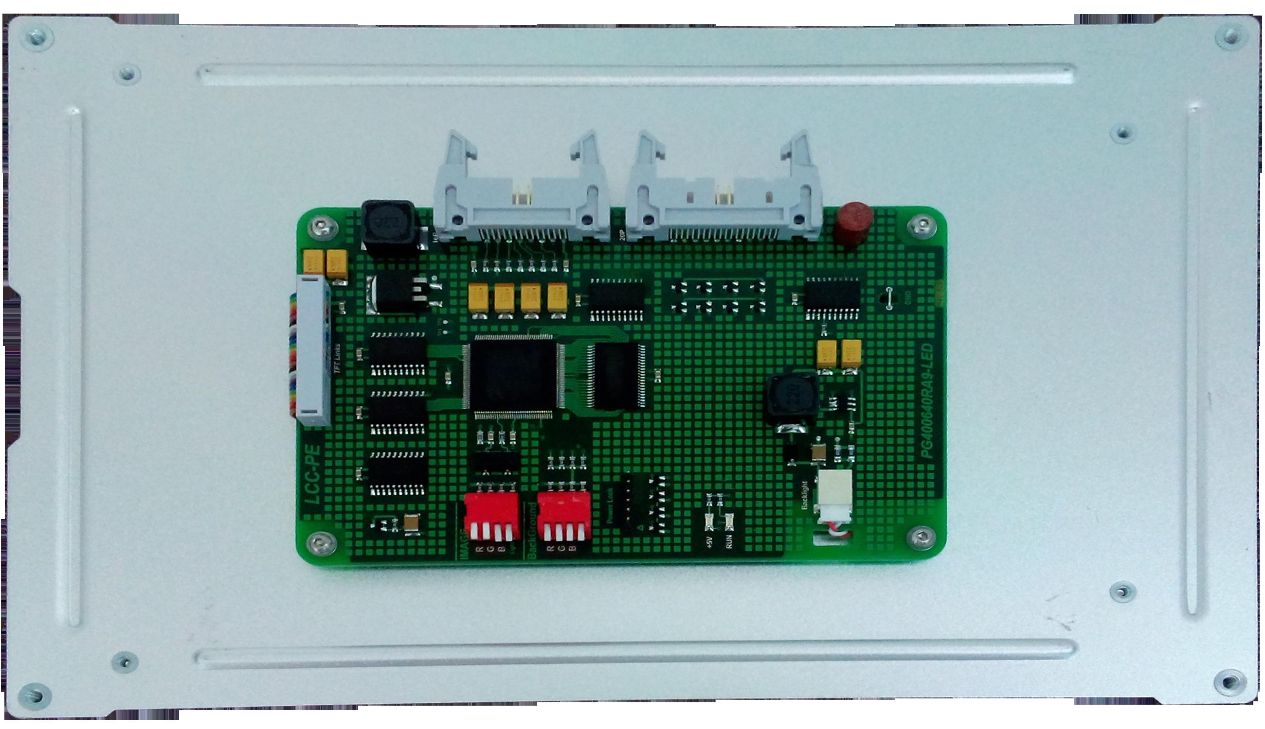 CP Tronic Display