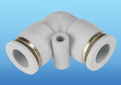 one touch pneumatic fittings