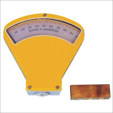 Shore - A - Hardness Tester For Rubber