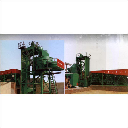 Inline Concrete Batching & Mixing Plant