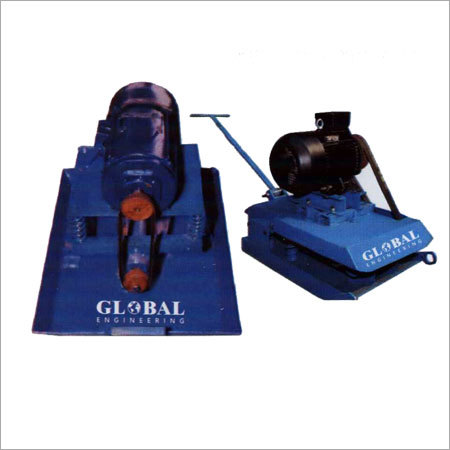 Earth Compactor-Surface Plzte Vibrator