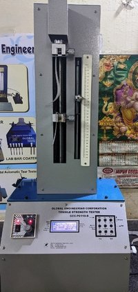 Tensile Strength Tester (Microprocessor Based)