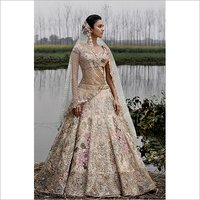 Ladies Fancy Embroidered Lehenga Choli