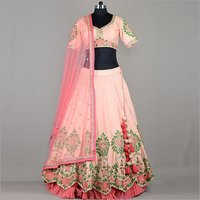 Ladies Fine Embroidered Lehenga Choli