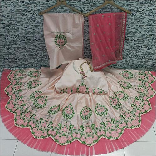 Ladies Fine Embroidered Lehenga Choli