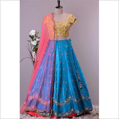 Ladies Trendy Lehenga Choli