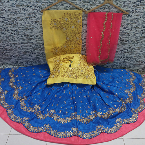Ladies Trendy Lehenga Choli