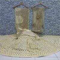 Ladies Stitched Lehenga Choli
