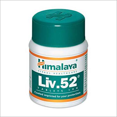 Himalaya Liv 52 Tablets