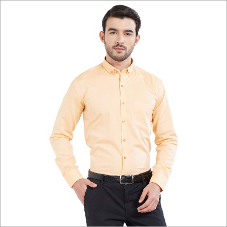 Men Cotton Formal Shirt
