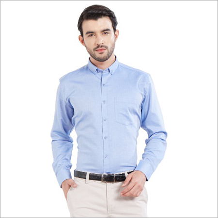 Men Pure Cotton Formal Shirt