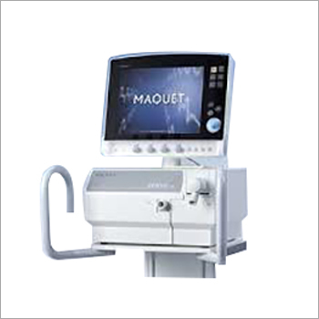 Maquet Ventilator Machine