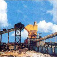 Hydraulic Shredder With Conveyor