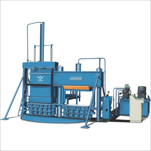 Cotton Lint Baling Press