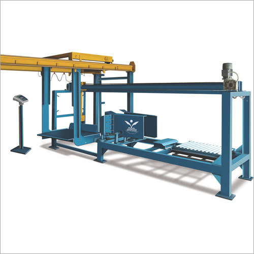 Bale Bagging & Weighing System