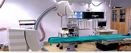 Cath lab machine