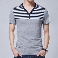 Cotton Half Sleeve Designer T-Shirts  ------   Rs 100/ Piece