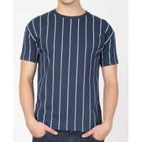 Plain 100% Cotton Designer T-Shirt   --------   Rs 180/ Piece