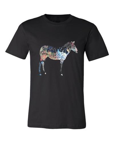 Mens Black Round Neck Designer T-Shirt  ------  Rs 100/ Piece