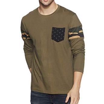 Mens Pocket Designer T Shirt  -------  Rs 100/ Piece