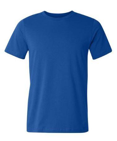 Mens Royal Blue T-Shirt  --------  Rs 70/ Piece