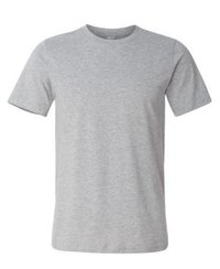 Orange Plain T-Shirts