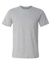 Mens Grey Cotton T-Shirt  ----------   Rs 70/ Piece