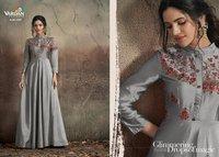Party Wear Designer Gown