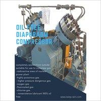 High Pressure purity gas Oxygen Compressor Argon Diaphragm Compressor Helium Compressor
