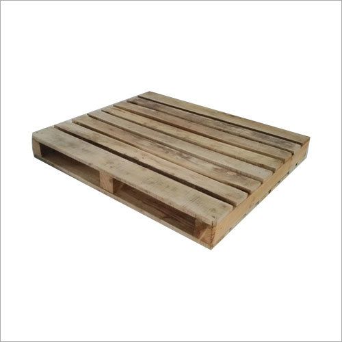 Wooden Pallet For Warehouse.