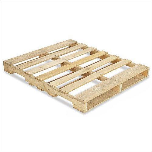 ISPM 15 Wooden Pallet