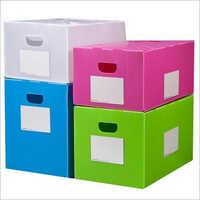 Multi-Color Printed Corrugated Boxes