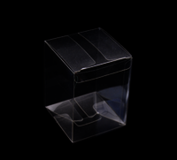 Custom high quality clear pp pet pvc hanger box
