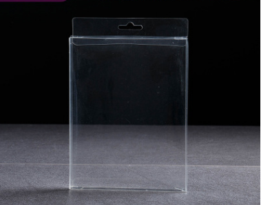 Clear Acetate Packaging Box