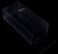 High Quality Clear PVC Box/Transparent Acetate Box Packaging