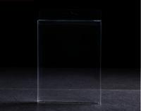Clear PVC PET Folding Plastic Packaging Box