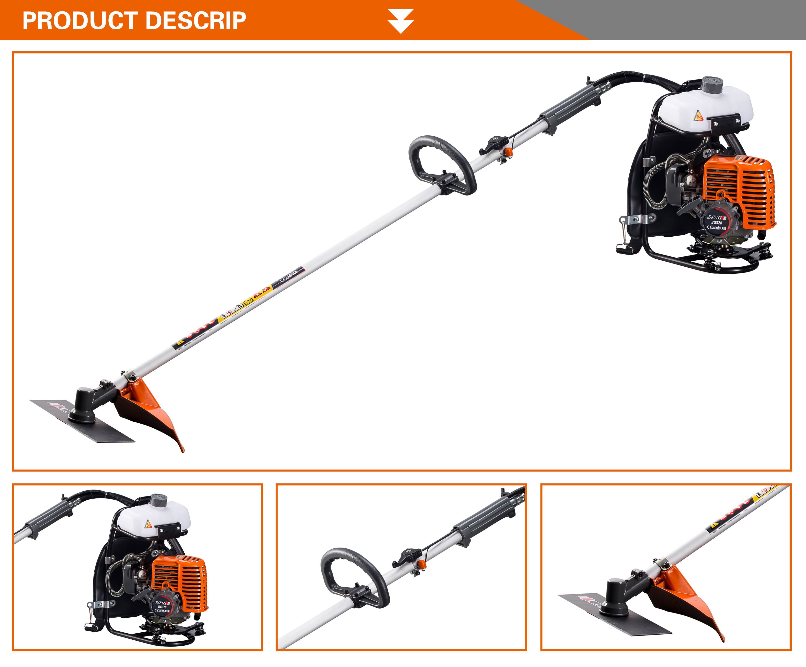 BG328 Brush Cutter