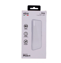 Small Clear Packaging Plastic Box For Phone Case