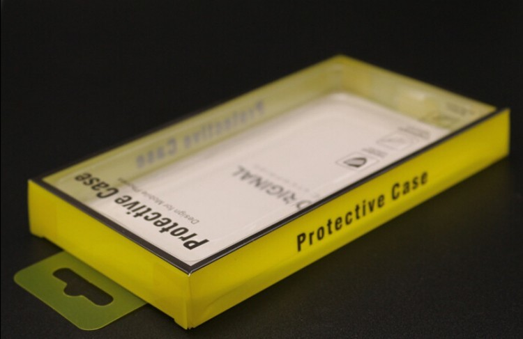 PVC Phone Case Packaging Box