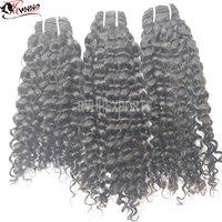 Large Stock Hot Selling Cheap Natural Raw Virgin Kinky Curly Hair