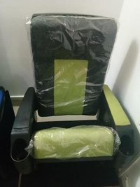 green color theater chair