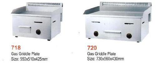 Griddle Plates ( Gas )