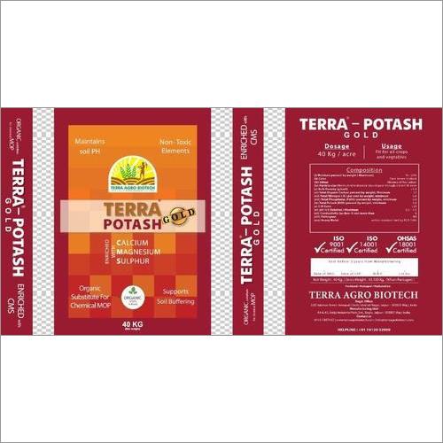 Terra Potash Fertilizer