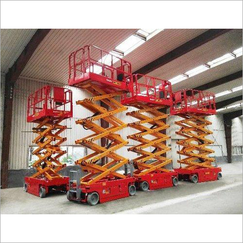 Mini Mobile Scissor Lift
