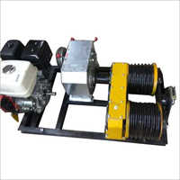 Petrol Operated Motorized Winch