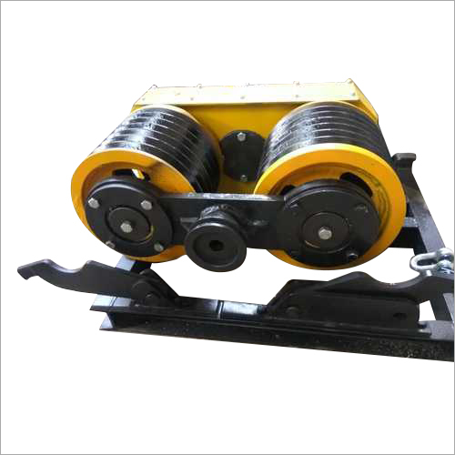 Petrol Engine Power Winch