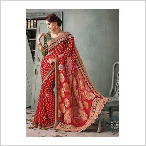Bridal Wear Saree