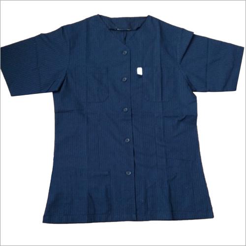 Half Sleeve Nurse V Neck Top